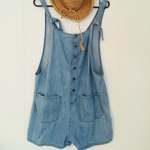 Urban Outfitters BDG Jean Overalls